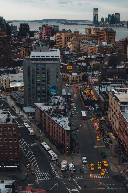 Manhattan Meat-packing district -NYC