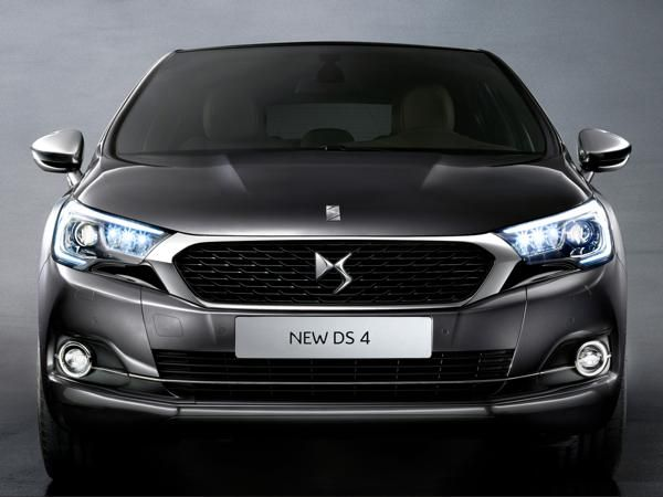 #DS 4 gets a new face and a #Crossback. #DS4