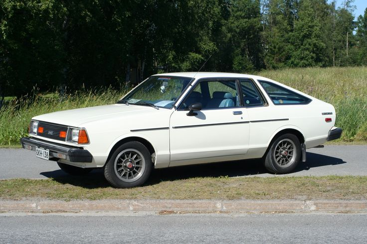 Probably the only one Datsun 210 in Finland. Imported from USA.