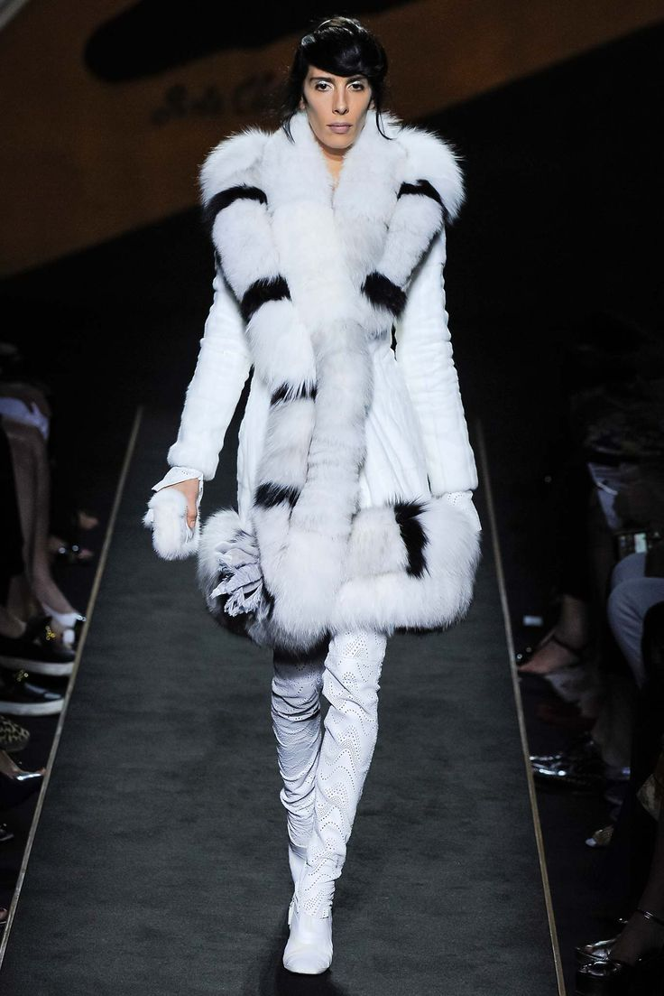 Fendi Fall 2015 Couture - Collection - Gallery - Style.com