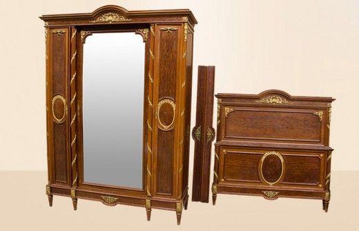 «BersoАнтик» - Антикварная меблеь - Спальня в стиле Людовик XVI