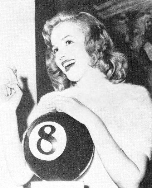 Norma Jeane  Miss Press Club 1948