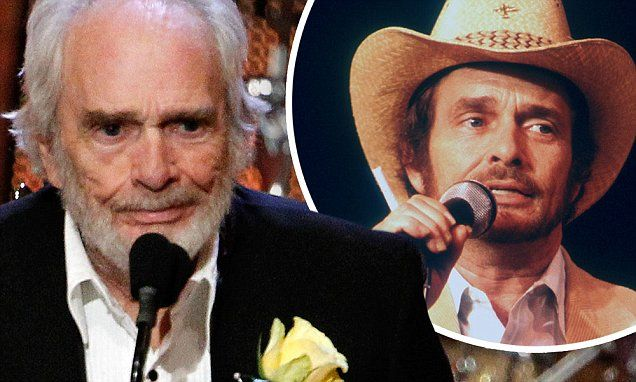 Country icon Merle Haggard dies on his 79th birthday #DailyMail