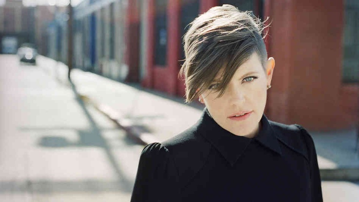 Natalie Maines from Dixie Chick's solo album