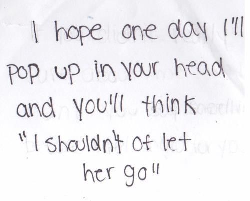 and i won't still be here