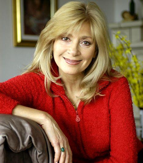 Gyönyörű magyar színésznők 50 fölött   Bencze Ilona
