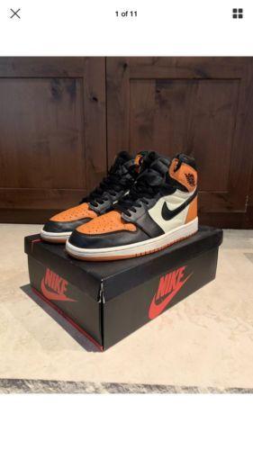 016c723ab2d045 Air Jordan 1 Retro High OG Shattered Backboard 1.0 US Men s Size 13 555088  005