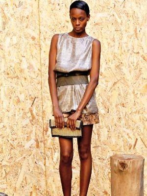 Этнический стиль в одежде (африканский)