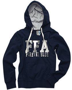 Forever Blue Hoodie - Shop FFA