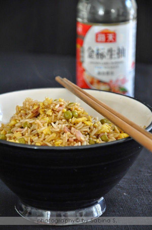 Due bionde in cucina: Riso alla cantonese