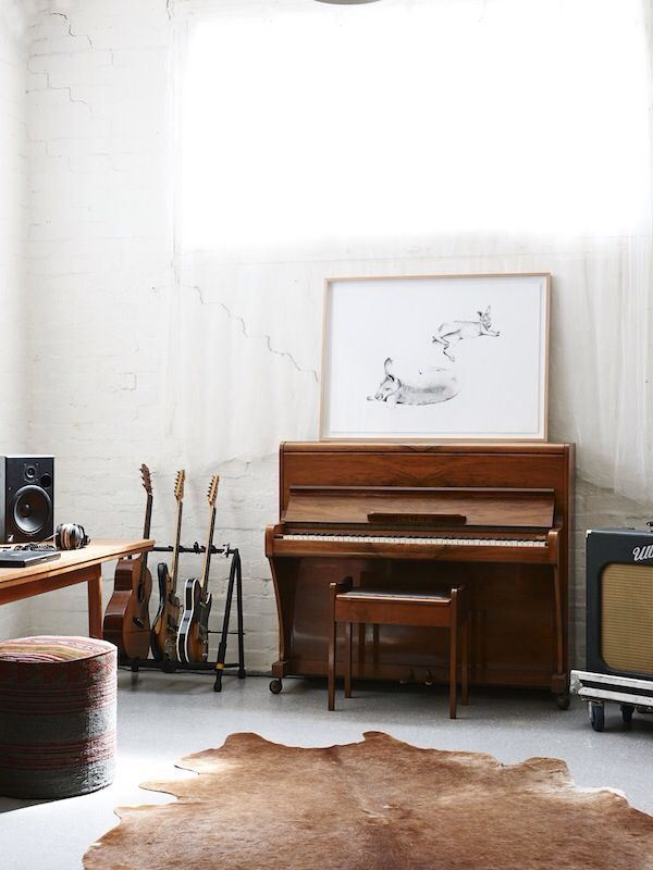 Future home @ music corner/ studio