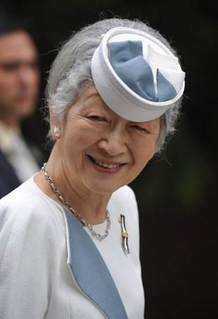 Empress Michiko   The Royal Hats Blog