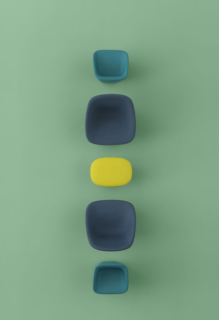 spaceist log reception chairs in green blue yellow order now from spaceist