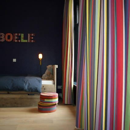 1000 images about kleurrijke gordijnen on pinterest cheap rooms nice and words - Kleur kamer ...
