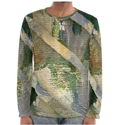 """Dettagli"" Long Sleeve Shirt"