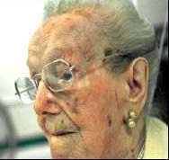 Sarah DeRemer Knauss (née Clark; September 24, 1880 – December 30, 1999) was an American supercentenarian considered the world's oldest living person by Guinness World Records from April 16, 1998, the date of the death of 117-year-old Canadian Marie-Louise Meilleur, until her own death.