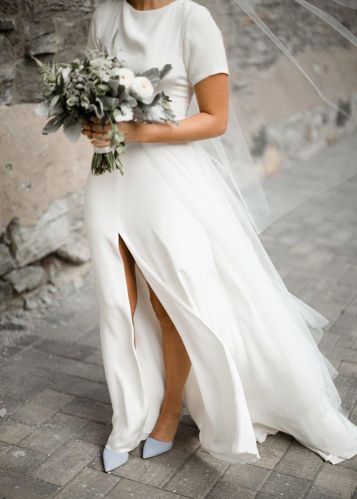 #aandberealbride // sarah seven // industrial minnesota wedding