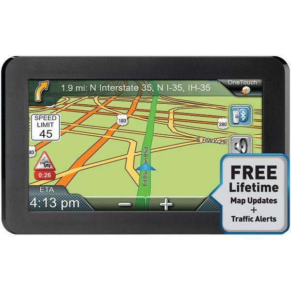 "Magellan Rm9465Sgluc Roadmate(R) 9465T-Lmb 7"" Gps Device With Bluetooth(R) & Free Lifetime Maps & Traffic Updates"