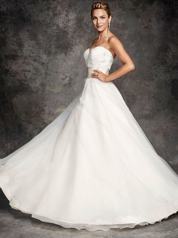 Ella Rosa Wedding Dresses - MODwedding