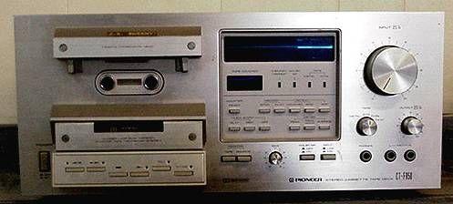 Legendary Audio Classics: Pioneer Model CTF-950 Cassette Deck