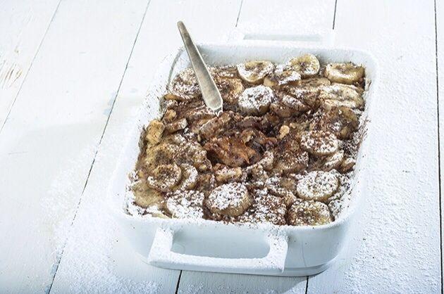 Πασχαλινό γλυκό με τσουρέκι από την Αργυρώ Μπαρμπαρίγου | Αξιοποιήστε τα πασχαλινά τσουρέκια που περίσσεψαν. Φτιάξτε αυτή τη συνταγή και θα με θυμηθείτε