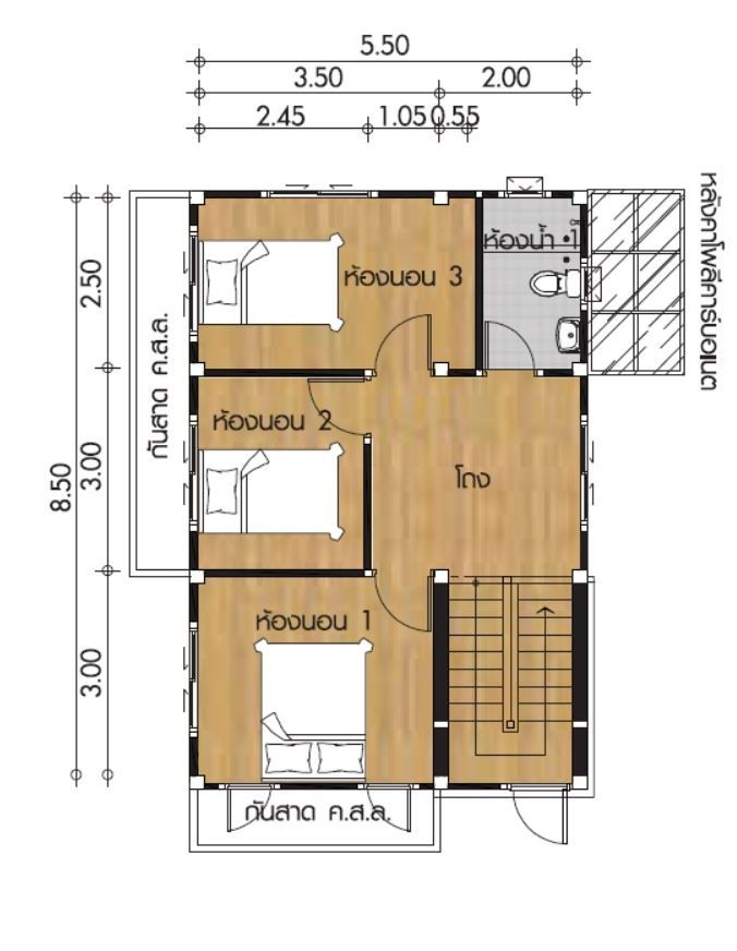 Small House Design Plans 7x9 5m With 4 Bedrooms Small House Design Plans Home Design Plans House Design