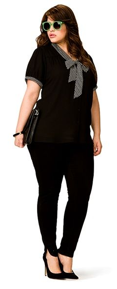 Black Style:So Beautiful#Plus Size