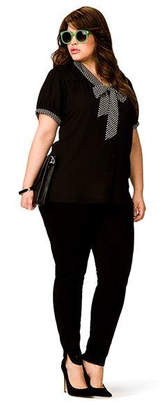 Black Style:So Beautiful#Plus Size