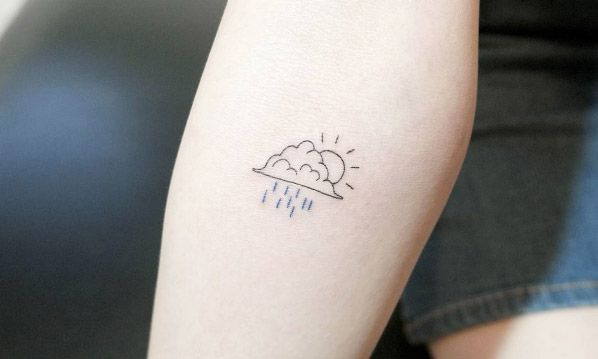 Share Tweet Pin Mail In an age where tiny tattoos rule, creative new designs—even more adorable than the last—are being born everyday. It use ...