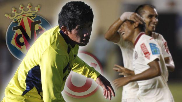 Edison Flores a Universitario: análisis de su retorno al fútbol peruano. March 29, 2014