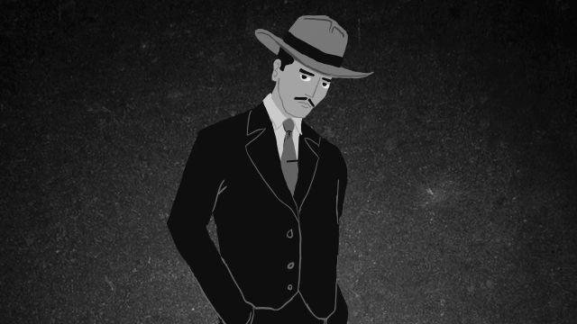 This active and passive voice song is a classic mystery. Here's a classic tale of a detective and a dame. Listen to the tale in active and passive voice, and see if you can solve the mystery before Detective Flores does!