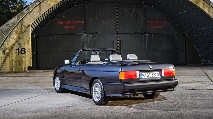 BMW M3 Cabrio (E30) 1988