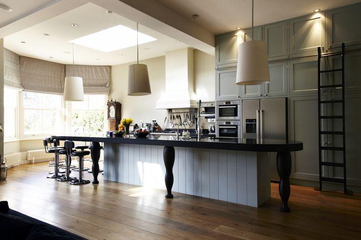 Victorian Contemporary Interior Design victorian chic house with a modern twist | modern victorian, white