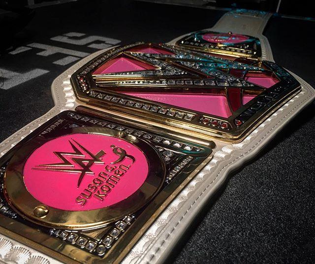 wwe #UnleashYourWarrior this October as #WWE partners with @susangkomen! #Raw  2017/10/03 10:27:23