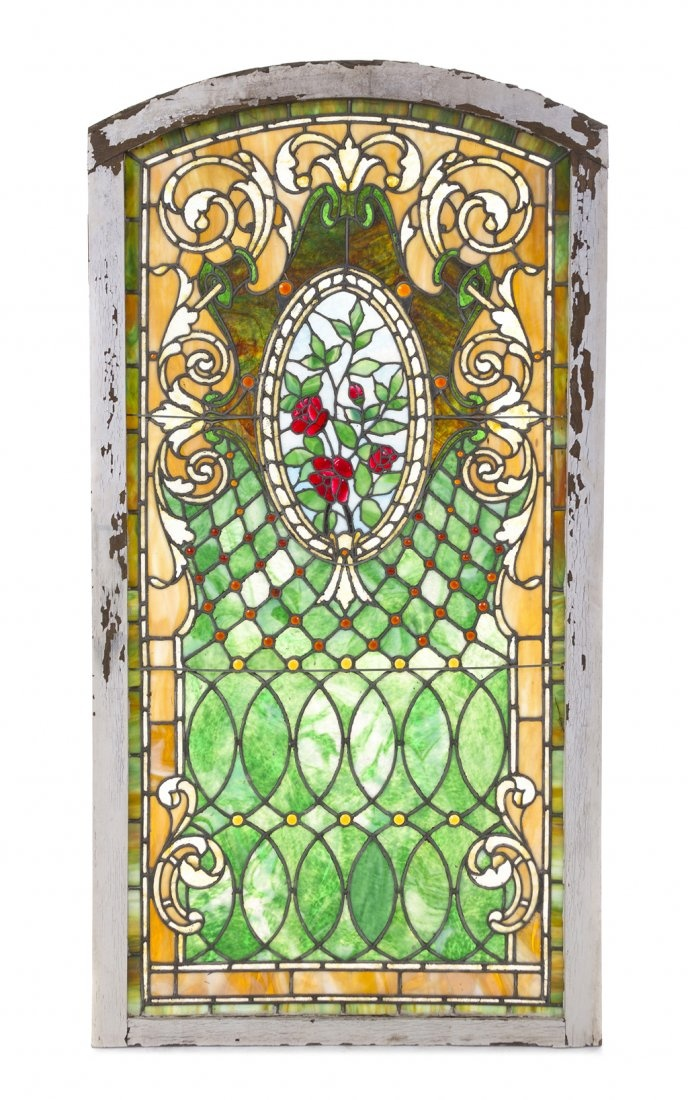 892 best art stained glass images on pinterest stained for Victorian window design
