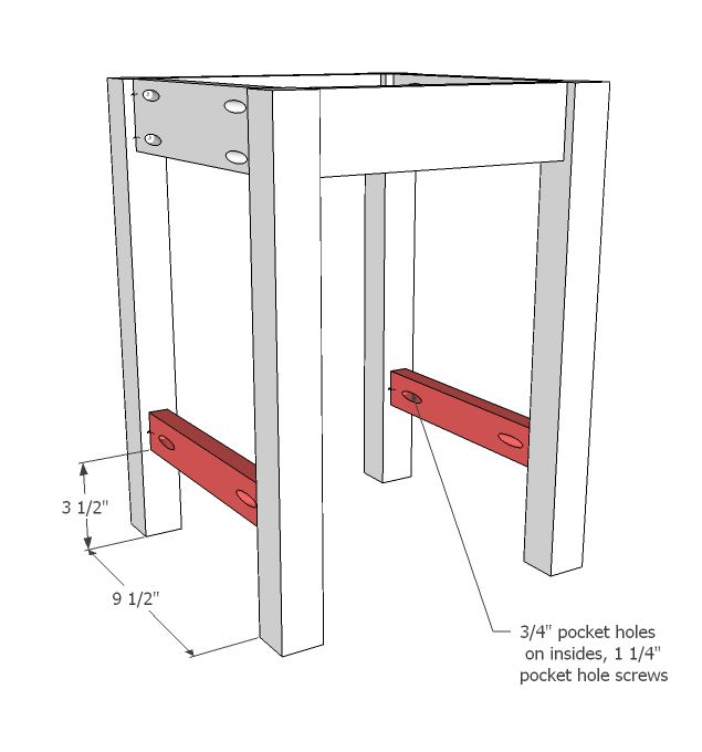 106 best images about kreg jig on pinterest for Adirondack side table plans