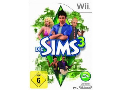 Die Sims 3  Wii in Simulationen,Strategiespiele FSK 6, Spiele und Games in Online Shop http://Spiel.Zone