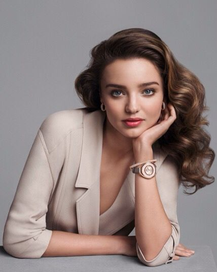 Miranda Kerr for Swavorski Fall Winter 2015 Ad Campaign