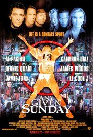 Any Giving Sunday Full Movie. A behind-the-scenes look at the life-and-death struggles of modern-day gladiators and those who lead them.