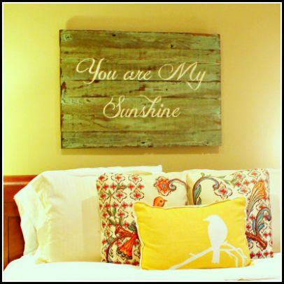 custom barnwood frames sign you are my sunshine green flash sale price - Barnwood Frames