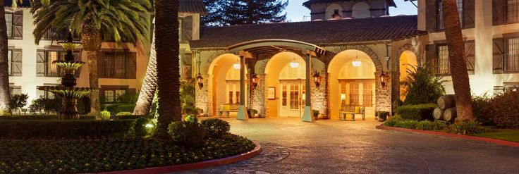 NAPA VALLEY - Embassy Suites Napa Valley Hotel - Mid price range