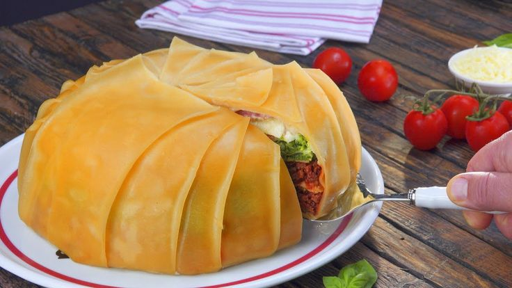 Lasagna Cake: A true Italian masterpiece