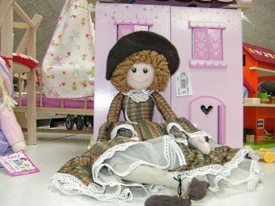 Tutorial e Cartamodelli bambole di stoffa, tutorial e cartamodelli bambole di…