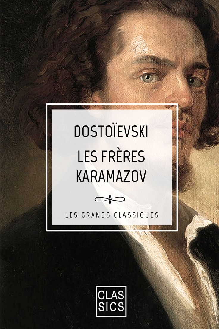 LES FRÈRES KARAMAZOV, de FIODOR DOSTOÏEVSKI // 0,99 € // De quatre fils très différents – l'un est orgueilleux et impulsif, l'autre cultivé et engagé, le troisième pieux et réservé, le dernier, illégitime, cynique, travaille au service de son père – l'un va commettre un parricide... // iBookstore : https://itunes.apple.com/fr/book/les-freres-karamazov/id920771115?mt=11 / Google Play…
