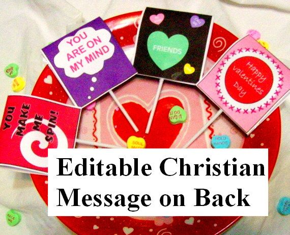 122 best Free Printable Crafts images – Free Printable Christian Valentine Cards