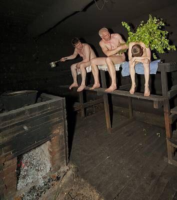 Smoke sauna tradition in Võromaa