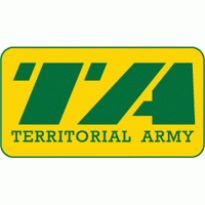 TA Territorial Army Logo. Get this logo in Vector format from http://logovectors.net/ta-territorial-army/