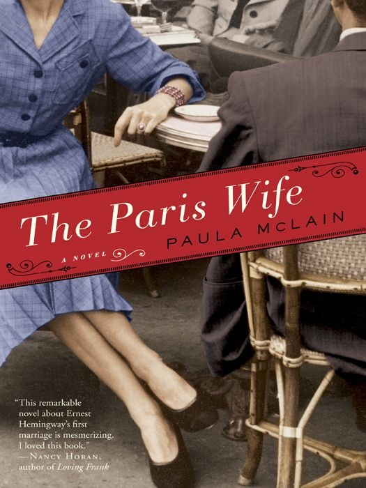 The Paris Wife - an interesting look at Ernest Hemingway and his first wife.