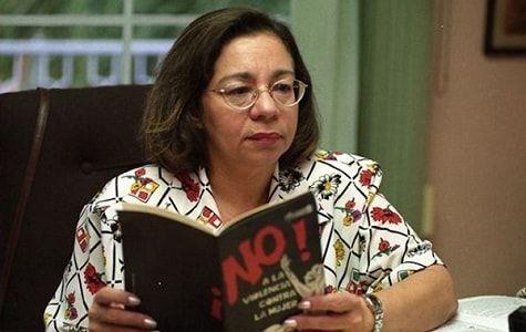 El jefe de Estado envió una carta de condolencias a su esposo, Rafael (Fafa) Taveras, donde asegura que la triste partida de la líder feminista