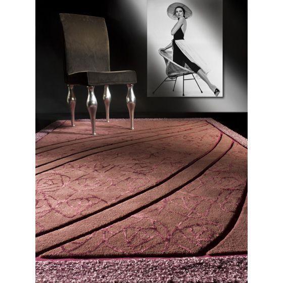 Закажите фиолетовый ковер DEMI по самой низкой цене! Купить фиолетовые ковры в интернет-магазине №1 - Скидки до 30%